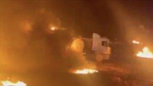 Rejim kontrolü bölgesinden Suriye'de iki bölgeye füze! MSB açıklama yaptı