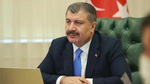 Sağlık Bakanı Koca'dan sosyal medyada yer alan ölüm raporuna ilişkin açıklama