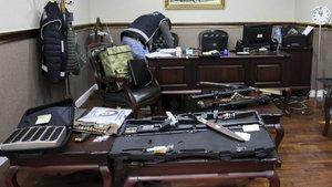 Sahte savunma sanayi şirketi operasyonu: 7 gözaltı