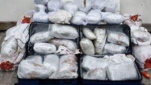 Sakarya'da 52,5 kilo esrar ele geçirildi