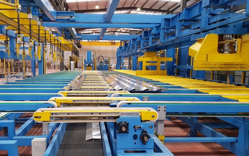 Saray yeni yatırımlarla üretim kapasitesini ikiye katlıyor