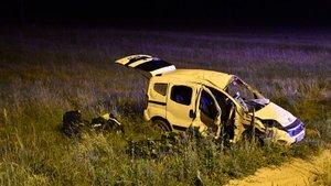 Sivas'ta feci kaza: 1 çocuk öldü, 5 yaralı