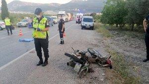 Soma'da feci kaza: Yaşlı çift hayatını kaybetti