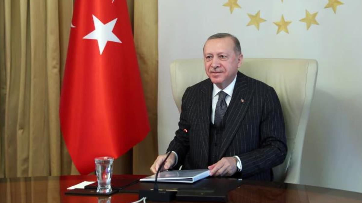 Son Dakika! AB yetkilileriyle görüşen Cumhurbaşkanı Erdoğan'dan net mesaj: Gümrük Birliği'nin güncellenmesi zaruridir