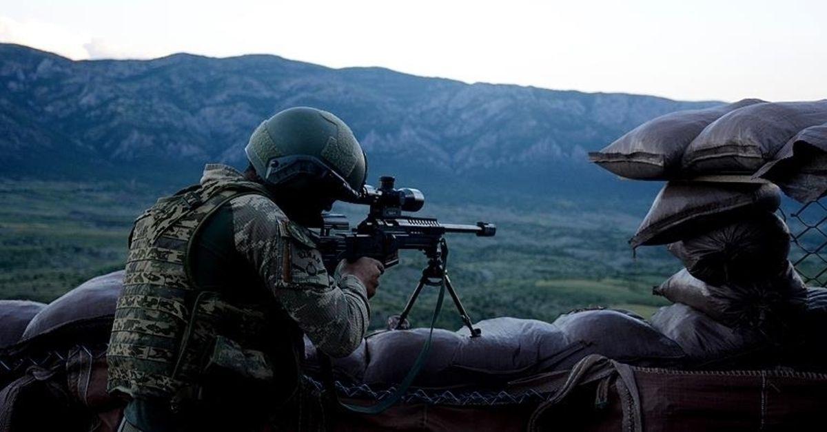 Terör örgütü PKK'dan kaçış devam ediyor
