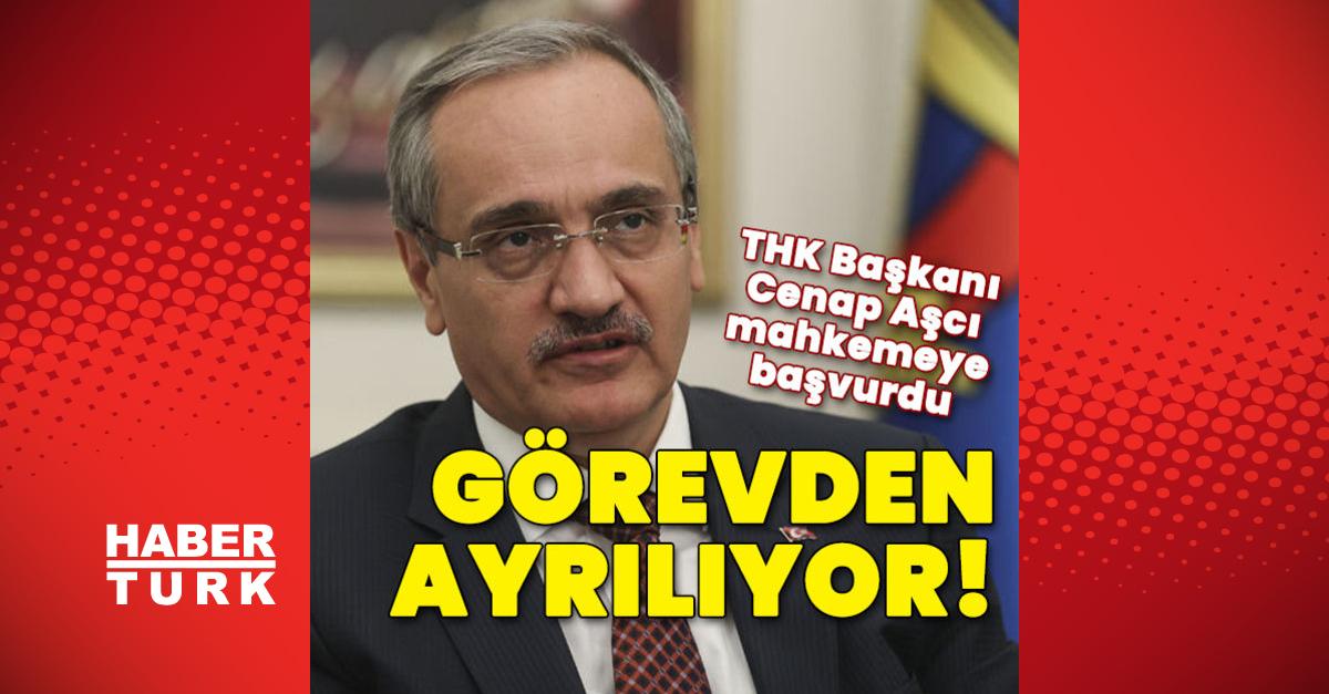 THK Kayyum Başkanı görevden alınmak için mahkemeye başvurdu!