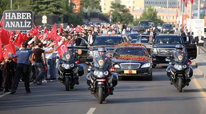 Tüm ülke AKP'li elitlere çalışıyor