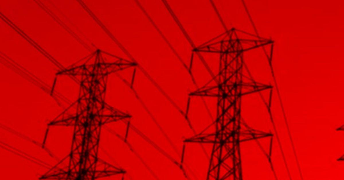 Türkiye genelinde elektrik kesintileri yaşandı