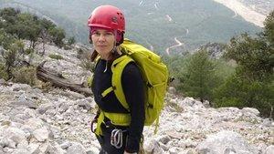 Ukraynalı dağcının son fotoğrafı ortaya çıktı