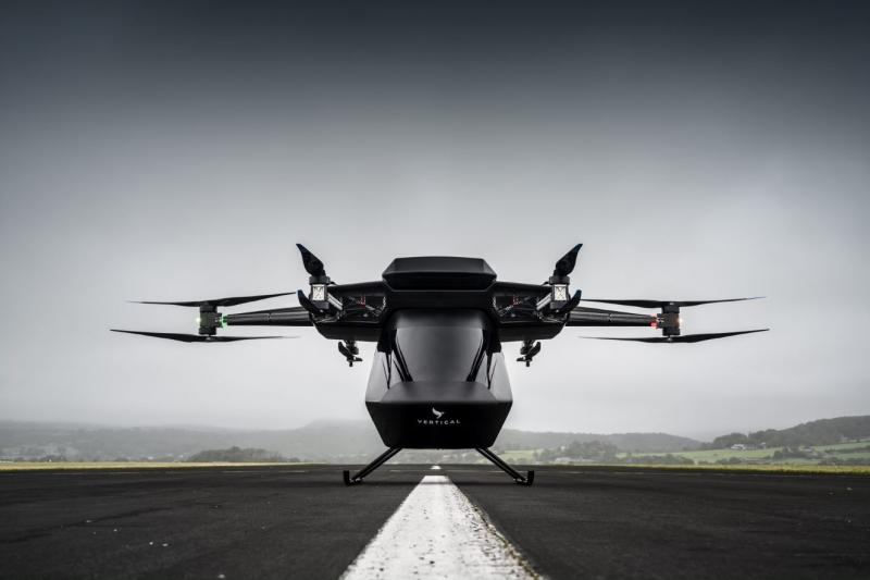 Vertical Aerospace, Yeni Nesil Seraph eVTOL Uçaklarını Dassault Systèmes'in 3DEXPERIENCE Bulut Sistemiyle Geliştiriyor