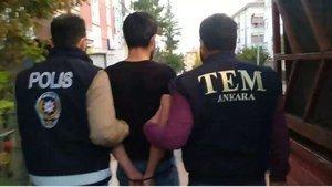 Yakalanan DEAŞ'lı 'infazcı' çıktı!