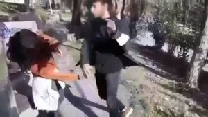 18 yaşından küçük sevgiliye feci şiddet!