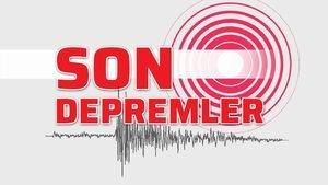 22 Eylül Son depremler (Kandilli ve AFAD)