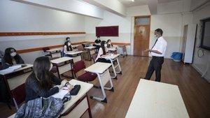 5'inci ve 9'uncu sınıflar da okula dönüyor