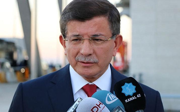 Ahmet Davutoğlu ihraç edilecek mi AK Parti'den açıklama geldi