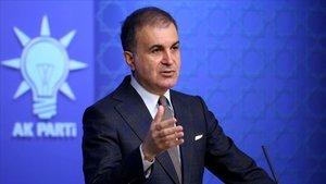 AK Parti Sözcüsü Çelik'ten Instagram'ın İsrail sansürüne tepki