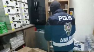 Ankara'da kaçakçılık operasyonları: 51 gözaltı