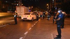 Antalya'da 250 polisle şok narkotik uygulaması