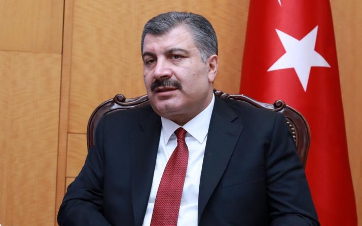 Bakan Fahrettin Koca'dan 'Balık Pulu' hastalarına müjde