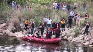 Baraj gölüne düşen çocuğun cansız bedenine ulaşıldı