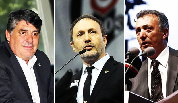 Beşiktaş başkanını seçiyor! 12 sandık sonucu...