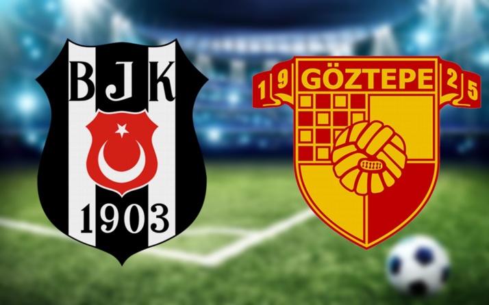 Beşiktaş Göztepe maçı CANLI YAYIN