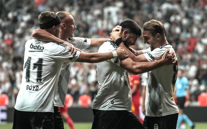 Beşiktaş Göztepe maçı golleri ve geniş özeti