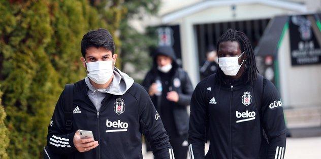 Beşiktaş kafilesi Antalya'da
