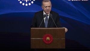 Cumhurbaşkanı Cumhurbaşkanı İnsan Hakları Eylem Planı'nı açıklıyor