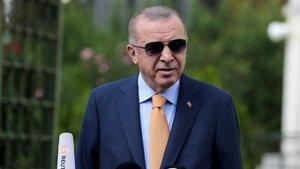 Cumhurbaşkanı Erdoğan'dan koronavirüs tedbiri açıklaması!