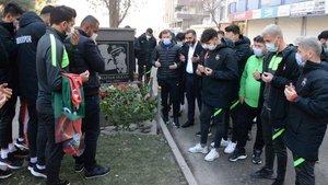 Diyarbakırlılar, Şehit Ali Gaffar Okkan'ı unutmadı