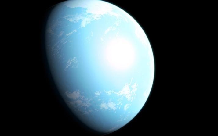Dünyadan 6 kat büyük gezegen keşfedildi! Tamamen yaşama uygun