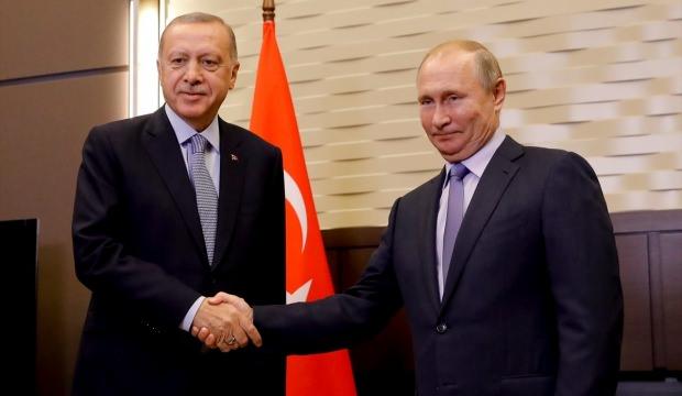 Erdoğan ve Putin görüşmesinin detaylarını paylaştı: İkisi de çok iyi biliyor
