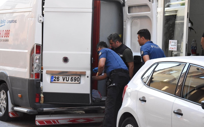 Eskişehir'de oksijen tüpü patladı! 1 yaralı