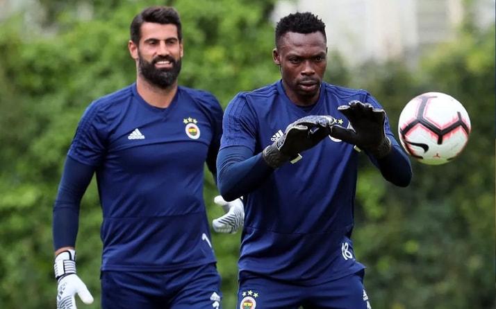 Fenerbahçe'den resmi açıklama geldi Carlos Kameni hakkında flaş gelişme