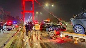 FSM'de kaza! Yaralılar var