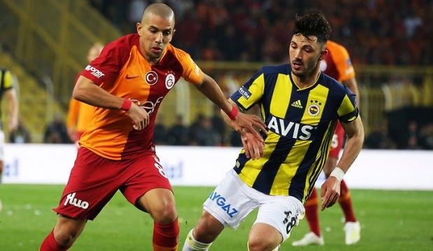 Galatasaray - Fenerbahçe! Türkiye nefesini tuttu