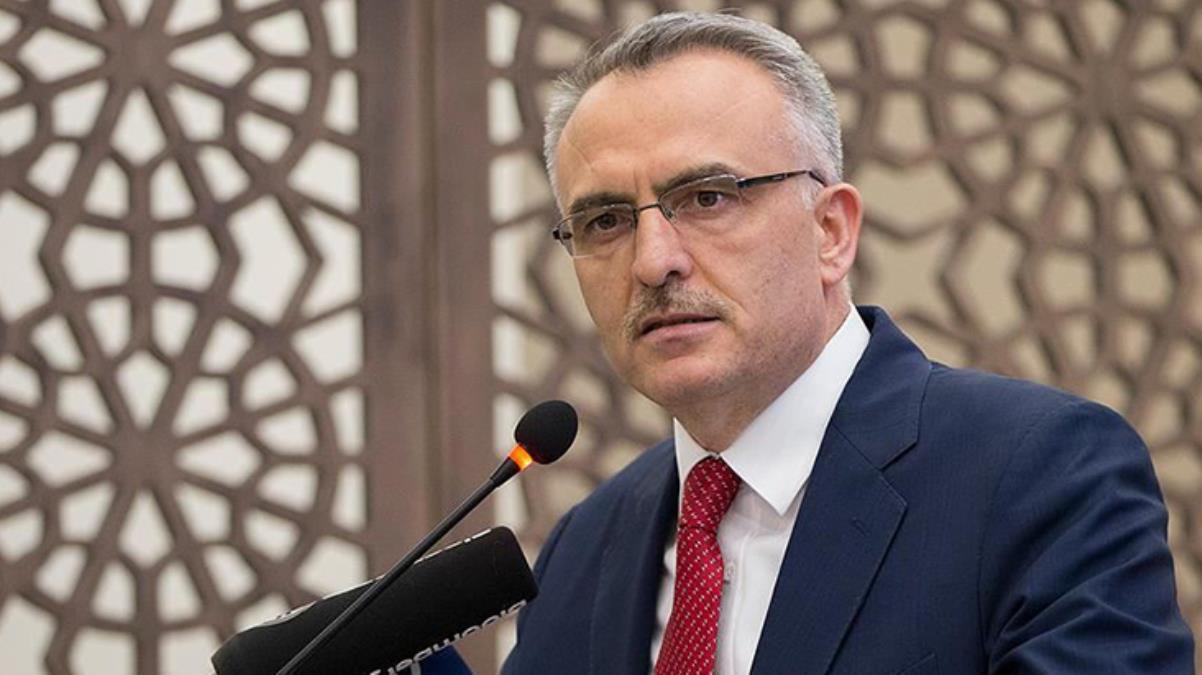 Görevden alınan Merkez Bankası Başkanı Ağbal'dan ilk açıklama: Cumhurbaşkanımıza atadığı tüm görevlerden dolayı teşekkür ederim