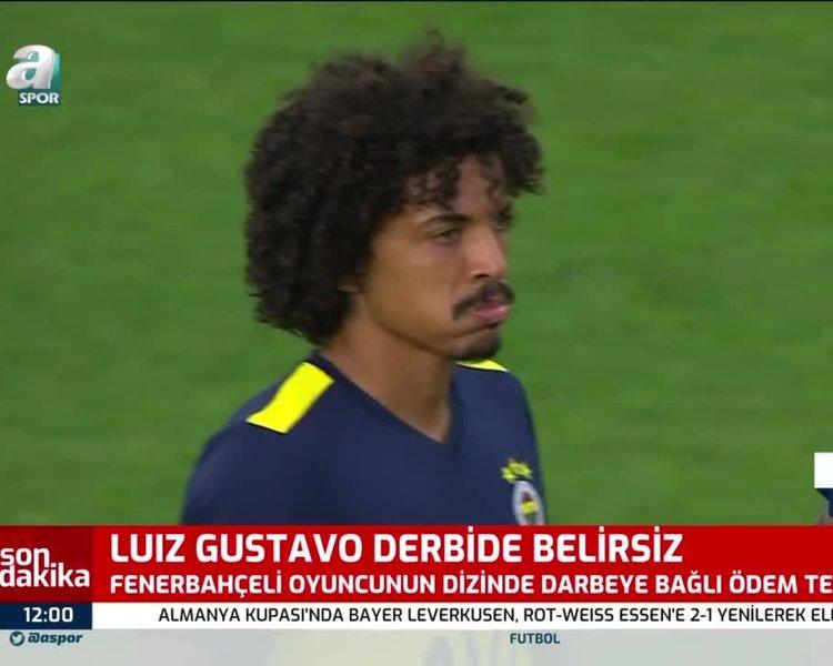 Gustavo'nun durumu belli oldu!