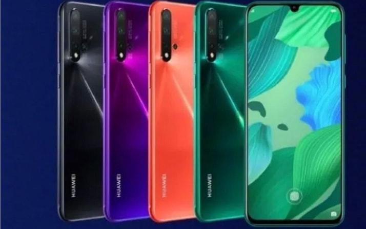 Huawei Nova 5T'nin resmi görüntüleri ortaya çıktı görüntü kalitesi full HD