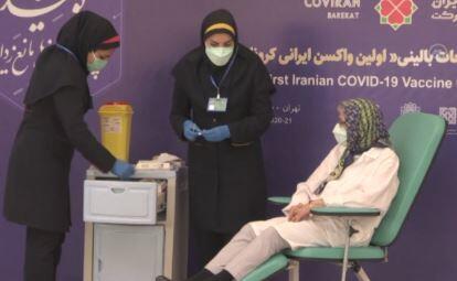 İran yerli aşısı seri üretimde