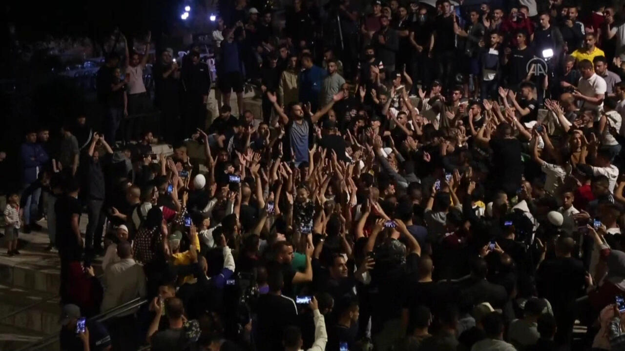 İsrail polisi geri adım attı