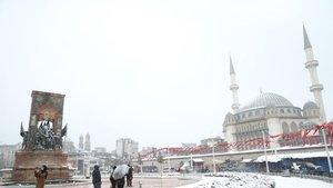 İstanbul'a kar ne zamana kadar yağacak?