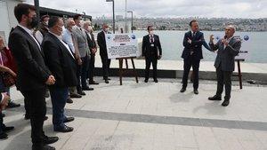 İstanbul'da deprem-tsunami gözlem istasyonu kuruldu