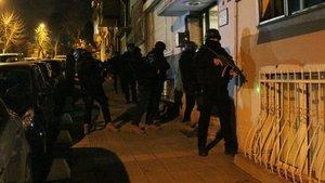 İstanbul'da terör operasyonu: Gözaltılar var