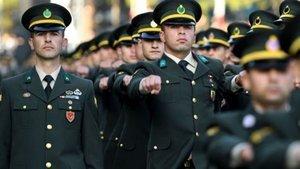 Jandarma astsubay maaşları ne kadar?