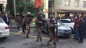 Kahramanmaraş'ta polise saldırı! 1 şehit!