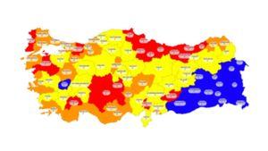 Kırşehir hangi risk grubunda?