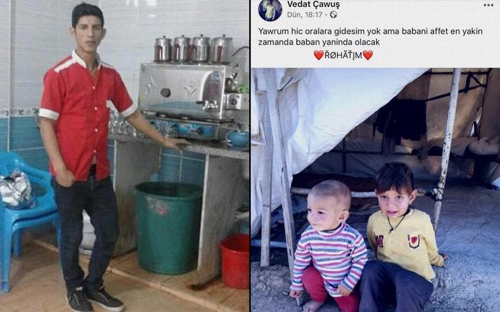 Konya'da kazada ölen babanın son paylaşımı yürek burktu