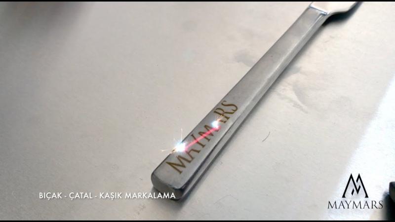 Lazer Markalama Makinesinde Kesim İşlemleri Nasıl Yapılır?